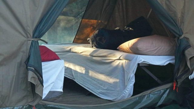Best Camping Bed for Bad Backs
